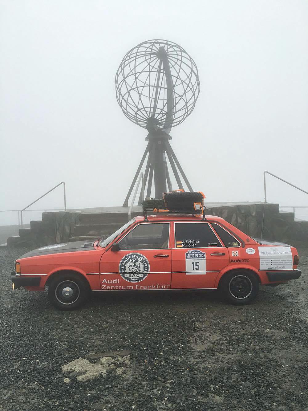 baltic sea circle rallye