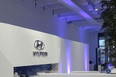 Hyundai Flag-Shipstore, Frankfurt