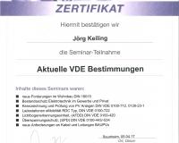 VDE- Bestimmungen, 2017