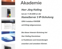 Qualifikation Homeserver IP